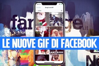 Come pubblicare una GIF nello stato di Facebook