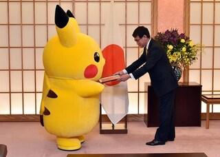 Pikachu è il nuovo ambasciatore del Giappone