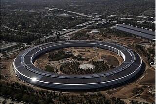 Apple è alimentata al 100% da energia rinnovabile