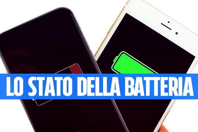 Batterygate Apple: come capire lo stato di salute della batteria di iPhone e iPad