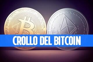 Perché il valore del Bitcoin (e delle altre criptovalute) continua a crollare