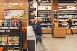 Amazon Go, il negozio senza casse apre al pubblico