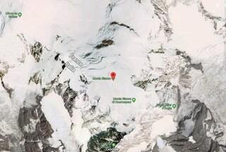Monte Bianco: Google Maps sposta il confine Italia-Francia