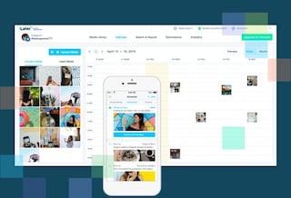 Instagram permette di programmare i post, ma solo per gli account aziendali