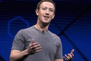 Perché Mark Zuckerberg ha visitato il patron di Luxottica in Italia