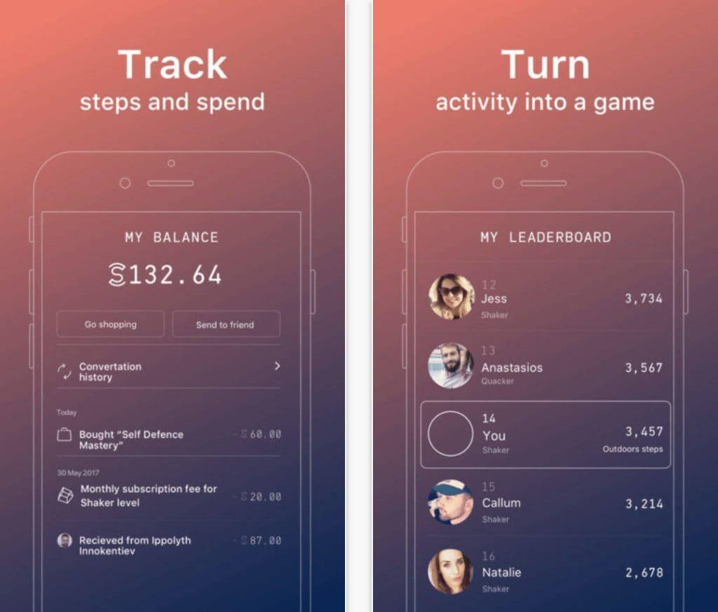 Sweatcoin l 39 applicazione che ti paga per camminare for App che ti paga per camminare
