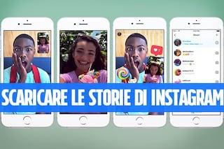 Come scaricare le storie di Instagram con un computer