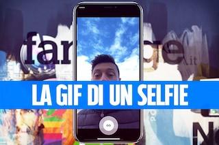 Trucchi iPhone: inviare un messaggio con la gif di un proprio selfie