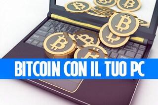 Alcuni siti utilizzano il tuo computer per minare Bitcoin: come scoprirlo e come bloccarli