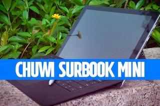 Chuwi Surbook Mini, recensione del clone economico del Surface