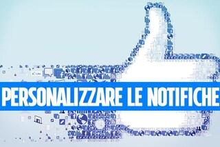 Guida Facebook: personalizzare le notifiche, i messaggi e le email