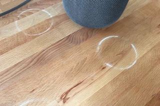 I nuovi HomePod di Apple macchiano i mobili