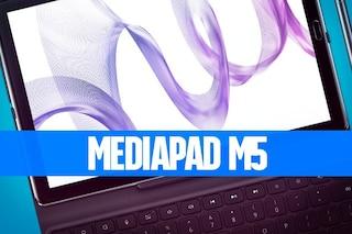 Huawei MediaPad M5 i nuovi tablet dell'azienda, in attesa del P20