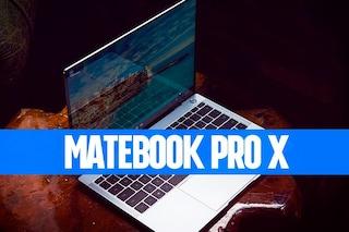 Huawei stupisce con il MateBook 10 Pro X, un notebook Windows praticamente perfetto