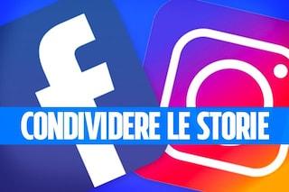 Trucchi Instagram: condividere automaticamente le storie anche su Facebook