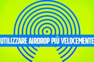 Trucchi Mac: come utilizzare AirDrop più velocemente