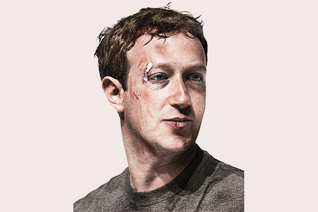 zuckerberg ferito