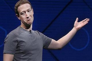 Lo scandalo Cambridge Analytica potrebbe costare a Facebook 4 miliardi di euro all'anno