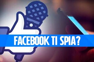 No, Facebook non ti spia tramite il microfono. Ma sa sempre di cosa hai bisogno