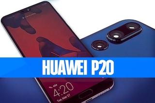 Huawei presenta P20 e P20 Pro: caratteristiche, prezzo e data di vendita in Italia