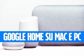 Trucchi Google Home: come utilizzarlo come speaker wireless in Mac e PC