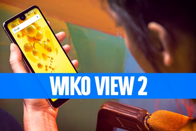 I nuovi Wiko View 2 e View 2 Pro, hanno il notch ma non sono proprio economici