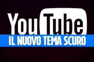 YouTube si rifà il look: ecco come attivare e disattivare il tema scuro