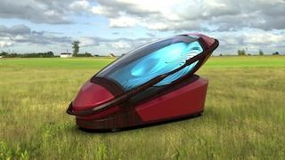 Sarco, la bara stampata in 3D per suicidarsi con 1.000 euro