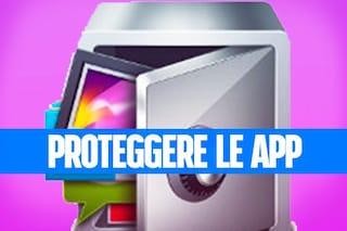 Proteggere programmi e giochi con una password in Windows