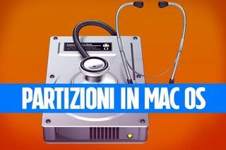 Come gestire e creare una partizione Mac