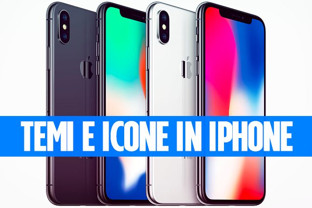 Cambiare tema e icone di iPhone e iPad (senza jailbreak)