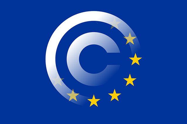 legge ue copyright