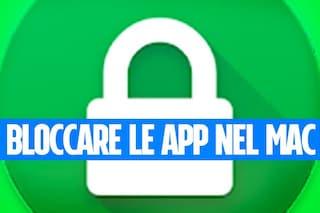 Trucchi Mac: proteggere le app con una password