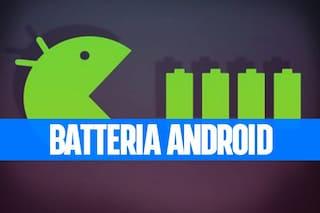 Controllare quali app consumano più batteria e aumentare l'autonomia in Android