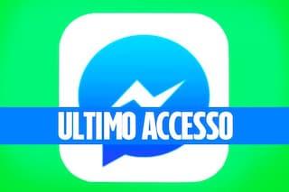 Disattivare l'orario di ultimo accesso su Facebook Messenger