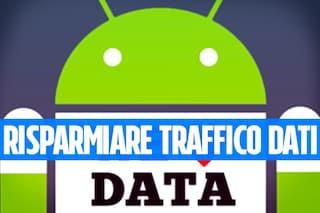 Risparmiare traffico dati web in Android, senza instalallare alcuna applicazione