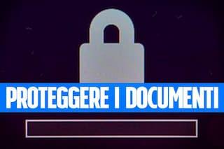 Trucchi Mac: proteggere un file o una cartella con una password