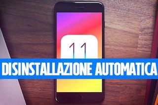 Il tuo iPhone disinstalla automaticamente le applicazioni? Ecco come risolvere il problema