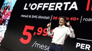30 GB, chiamate e SMS illimitati a 5,99 euro: la prima offerta di Iliad in Italia