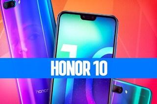 Anteprima Honor 10: tutte le caratteristiche tecniche, il prezzo e la data di vendita