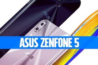 Recensione Zenfone 5: Asus punta a regnare nella fascia media di mercato