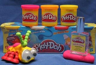 Ricordate l'odore del Play-Doh? Ora è un marchio registrato