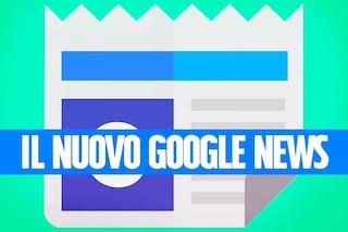 Google I/O 2018: provare in anteprima la nuova versione di Google News
