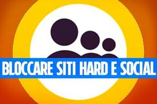 Bloccare i siti hard (e i social network) nel cellulare Android