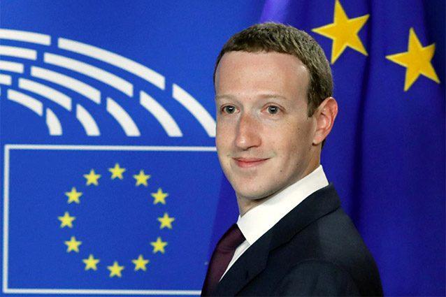 mark zuckerberg parlamento europeo