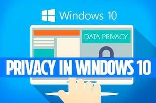 Privacy Windows 10: tutte le novità introdotte con il nuovo aggiornamento