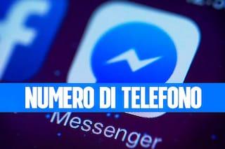 Come cancellare il numero di telefono da Facebook Messenger