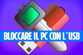 Come bloccare un PC Windows con una chiavetta USB