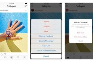 """Su Instagram potrai """"silenziare"""" gli amici più fastidiosi"""