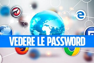 Come vedere le password salvate dei siti web